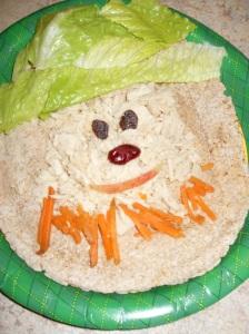 Shamrockin' Salad